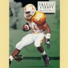 1994 Skybox Premium Football #187 Charlie Garner RC - Philadelphia Eagles Ex