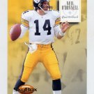 1994 Skybox Premium Football #124 Neil O'Donnell - Pittsburgh Steelers