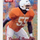1995 Skybox Premium Football #180 Derrick Brooks RC - Tampa Bay Buccaneers