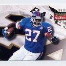 1995 Skybox Premium Football #157 Mario Bates / Rodney Hampton