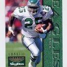1995 Skybox Premium Football #100 Charlie Garner - Philadelphia Eagles