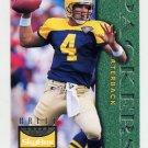 1995 Skybox Premium Football #046 Brett Favre - Green Bay Packers
