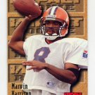 1996 Skybox Impact Football #165 Marvin Harrison RC - Indianapolis Colts