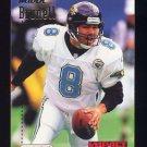 1996 Skybox Impact Football #064 Mark Brunell - Jacksonville Jaguars