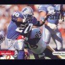 1996 Skybox Impact Football #048 Barry Sanders - Detroit Lions