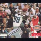 1996 Skybox Impact Football #035 Michael Irvin - Dallas Cowboys