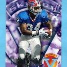 1996 Skybox Premium Football Premium V #9 Thurman Thomas - Buffalo Bills