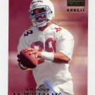 1996 Skybox Premium Football #212 Johnny McWilliams RC - Arizona Cardinals