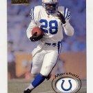 1996 Skybox Premium Football #075 Marshall Faulk - Indianapolis Colts