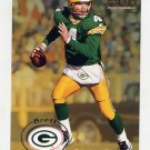 1996 Skybox Premium Football #063 Brett Favre - Green Bay Packers