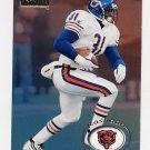 1996 Skybox Premium Football #033 Rashaan Salaam - Chicago Bears