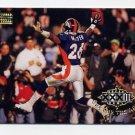 1998 Skybox Premium Football #204 Tim McKyer OFA - Denver Broncos
