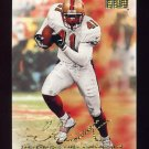 1998 Skybox Premium Football #168 Terry Kirby - San Francisco 49ers