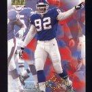 1998 Skybox Premium Football #147 Michael Strahan - New York Giants