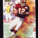 1998 Skybox Premium Football #133 Gus Frerotte - Washington Redskins