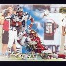 1998 Skybox Premium Football #024 Rae Carruth - Carolina Panthers