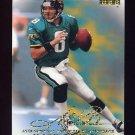 1998 Skybox Premium Football #012 Mark Brunell - Jacksonville Jaguars