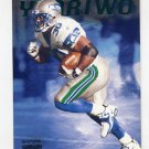 1999 Skybox Premium Football Year 2 #1Y2 Ahman Green - Seattle Seahawks