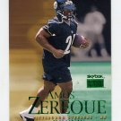 1999 Skybox Premium Football #247S Amos Zereoue RC SP - Pittsburgh Steelers
