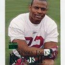 1999 Skybox Premium Football #236 Terry Jackson RC - San Francisco 49ers