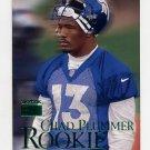 1999 Skybox Premium Football #230 Chad Plummer RC - Denver Broncos