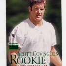 1999 Skybox Premium Football #225 Scott Covington RC - Cincinnati Bengals