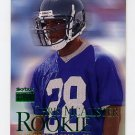 1999 Skybox Premium Football #218 Chris McAlister RC - Baltimore Ravens