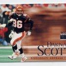 1999 Skybox Premium Football #207 Darnay Scott - Cincinnati Bengals