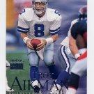 1999 Skybox Premium Football #205 Troy Aikman - Dallas Cowboys