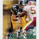 1999 Skybox Premium Football #202 Mark Bruener - Pittsburgh Steelers