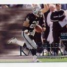 1999 Skybox Premium Football #190 Napoleon Kaufman - Oakland Raiders