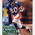 1999 Skybox Premium Football #185 Rod Smith - Denver Broncos