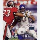 1999 Skybox Premium Football #181 John Randle - Minnesota Vikings