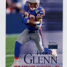 1999 Skybox Premium Football #170 Terry Glenn - New England Patriots
