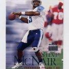 1999 Skybox Premium Football #161 Steve McNair - Tennessee Titans