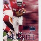 1999 Skybox Premium Football #155 Adrian Murrell - Arizona Cardinals