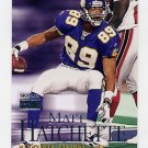 1999 Skybox Premium Football #149 Matthew Hatchette - Minnesota Vikings