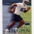 1999 Skybox Premium Football #144 Yancey Thigpen - Tennessee Titans
