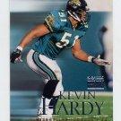 1999 Skybox Premium Football #140 Kevin Hardy - Jacksonville Jaguars