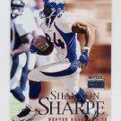 1999 Skybox Premium Football #135 Shannon Sharpe - Denver Broncos