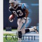 1999 Skybox Premium Football #133 Rae Carruth - Carolina Panthers