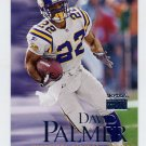 1999 Skybox Premium Football #130 David Palmer - Minnesota Vikings