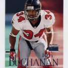 1999 Skybox Premium Football #127 Ray Buchanan - Atlanta Falcons