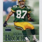 1999 Skybox Premium Football #119 Robert Brooks - Green Bay Packers