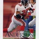 1999 Skybox Premium Football #116 Jamal Anderson - Atlanta Falcons