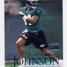 1999 Skybox Premium Football #107 Charles Johnson - Philadelphia Eagles