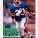 1999 Skybox Premium Football #102 Sam Gash - Buffalo Bills