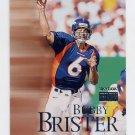 1999 Skybox Premium Football #095 Bubby Brister - Denver Broncos