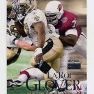 1999 Skybox Premium Football #091 La'Roi Glover RC - New Orleans Saints