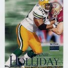 1999 Skybox Premium Football #086 Vonnie Holliday - Green Bay Packers